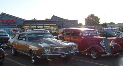 Calendario de la cultura del automóvil para 2016 del este del estado de Washington