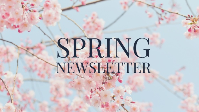 spring newsletter pic