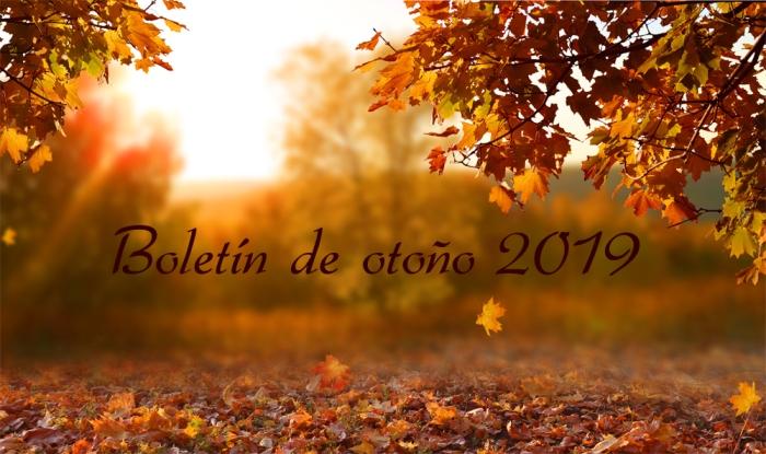 spanish fall newsletter 2019